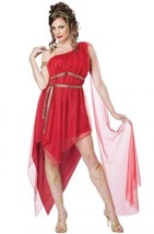 Ruby Goddess Adult Halloween Costume - $13.99