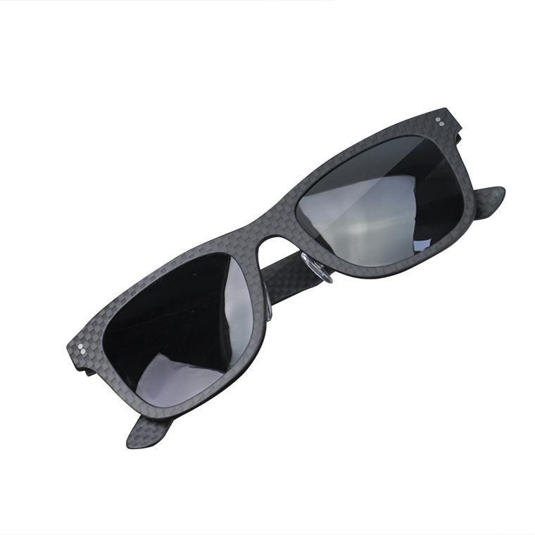 Carbon Fiber Sunglasses - Black Matte