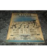 The Etude Music Magazine Vol LIX No 7 July 1941 Drifting Blossoms - $2.99