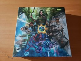 4 Gods Board Game Christophe Boelinger Asmodee Real Time New Factory Sealed! D&D - $35.99
