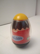 Weeble Weebles 2009 Racer EXCELLENT Used Condition image 2