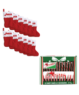 Scripture Candy, DIY Candy Canes, Mini Stockings & Bookmarks Kit - $9.99