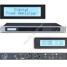 MICWL GB350 2 Channel 5000 Watts Digital Power Amplifier Stereo AMP - $197.90