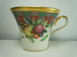 Lenox Holiday Tartan Cup Square - $41.97