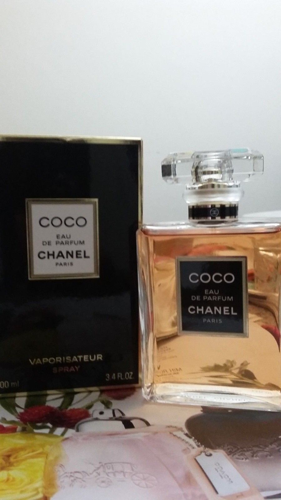 Chanel Coco 3.4 Oz Eau De Parfum Spray for women