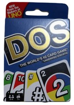 DOS Card Game - Simliar to UNO NIB - $8.00