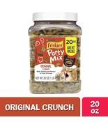 Purina Friskies Made in USA Facilities Cat Treats, Party Mix Original Cr... - $10.99+