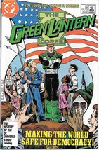 The Green Lantern Corps Comic Book #210 DC Comics 1987 VERY FINE+ - $3.25