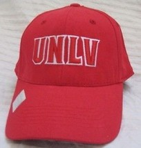 New Unlv Rebels One Size Fit Hat Cap Ncaa Football - $18.69