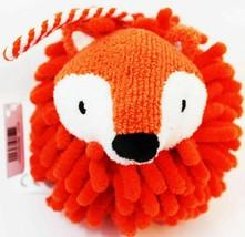 Bath & Body Works Orange Fox Loofah Sponge Wash Poof New With Tags - $7.87