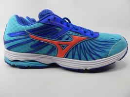 Mizuno Wave Sayonara 4 Size US 10 M (B) EU 41 Women's Running Shoes Blue Pink