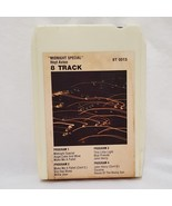 Midnight Special Hoyt Axton 8 Track Tape Cartridge  8T 0013 - $14.99