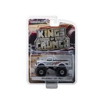1970 Chevrolet K-10 USA-1 Monster Truck White Kings of Crunch Series 1 1... - $15.85