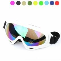 Ski Glass Skiing Goggles X400 UV Protection Men Sports Snowboard Skate E... - $12.38