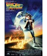 27x40 Back to the Future Michael J Fox Movie Poster - $15.03