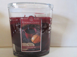 Colonial Candle ~~POMANDER TEA~~ 22 oz LGE Oval Jar, 2 wick FREE SHIPPING - $38.99