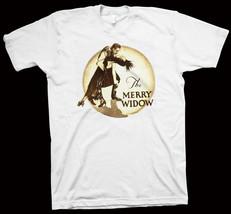 The Merry Widow T-Shirt Erich von Stroheim Mae Murray John Gilbert Movie Film - $14.99+