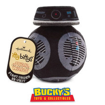 BB-9E Hallmark itty bitty bittys Disney Star Wars Last Jedi First Order ... - £14.07 GBP
