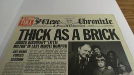Jethro Tull Thick as a brick vinyl LP - $15.99