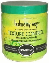 Texture My Way Moisture Intensive Dual Conditioner, 15 Ounce