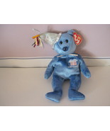 Ty Beanie Baby Birthday September Celebration Bear - $5.99