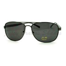 Navigator Sunglasses Square Aviator Flat Top Metal Frame - $7.95