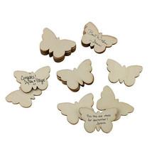 Set of 49 Guest Signing Butterflies Guest Book Alternative Wedding Guest... - $7.00