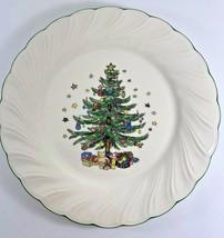 Nikko Happy Holidays 10.75 in Christmas Dinner Plate  - $28.70