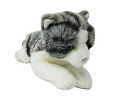 """9 """" GANZ Webkinz Signature Gris Tabby Kitty Chat Animal en Peluche Jouet Non - $27.00"""
