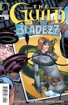 Guild Bladezz (One Shot) Karl Kerschl Cover [Comic] Felicia Day and Sean Becker - $7.87