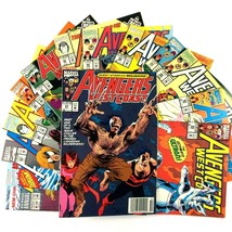 West Coast Avengers Comic Book Lot 14 Issues Marvel VF NM Wolverine White Vision - $24.70