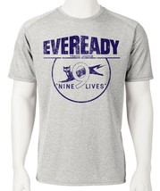 Eveready Dri Fit graphic Tshirt moisture wicking car stereo SPF active wear tee image 1