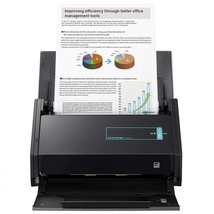 Fujitsu ScanSnap iX500 Color Duplex Desk Scanner for Mac and PC PA03656-... - $499.95