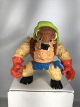 Vintage Hasbro 1991 Cowboys of Moo Mesa Action Figure Buffalo Bull - $15.83