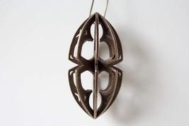 Gothic Acorn Pendent - $45.00