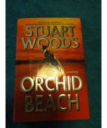 Stuart Woods Orchid Beach Hardcover - $3.00