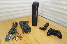 Microsoft Xbox 360 Elite 120GB Matte Black Console (NTSC) Bundle - $107.16