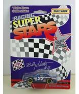 "VTG MATCHBOX  ""RACING SUPER STARS""  #22 BOBBY LABONTE Maxwell House New - $4.94"