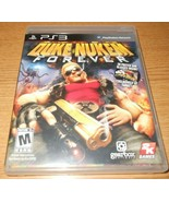 Duke Nukem Forever Sony Playstation 3 PS3 Video Game Tested Complete 3D ... - $13.50