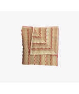 Missoni Knitted Two Tones 173690 Baby Blanket Multicolour - $191.57