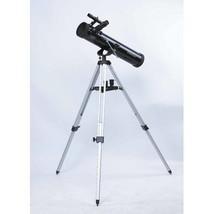 Rokinon 767AZ1 700 x 76 mm Reflector Telescope with Tripod (Black) - $735.21