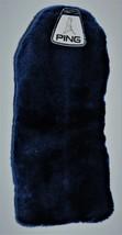 Ping Putter Golf Club Cover Blue Accessorie Plush - $225,90 MXN