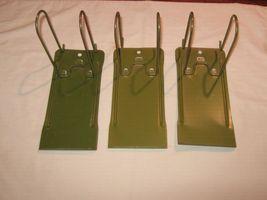 Rx, Pharmacy, Prescription Metal Filing Holders, Lot of 3 image 3