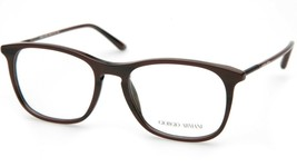 New GIORGIO ARMANI AR7103 5498 Brown EYEGLASSES FRAME 53-18-145mm B42mm ... - $123.74