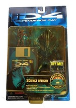 ID4 Independence Day Alien Science Officer Figure - $35.63