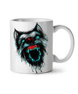 Werewolf Wolf Fear NEW White Tea Coffee Mug 11 oz   Wellcoda - $15.99