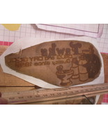 Flexographic Printing Plate Rubber Stamp - Fawk's Drug Store - $6.75
