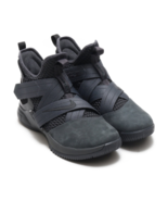 Nike Boys Lebron James Soldier 12 GS AO2910-002   Anthracite/Black Size ... - $71.07