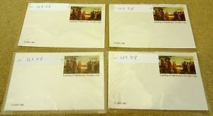 USPS Scott UX98 UX109 UX112 UX114 UX114 13c & 14c Postal Card Lot of 15