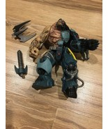 Spawn Overkill Action Figure McFarlane Toys 1996 Cyborg Humanoid Series ... - $19.99